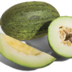 Piel de Sapo (aka Skin of the frog or Santa Claus Melon)
